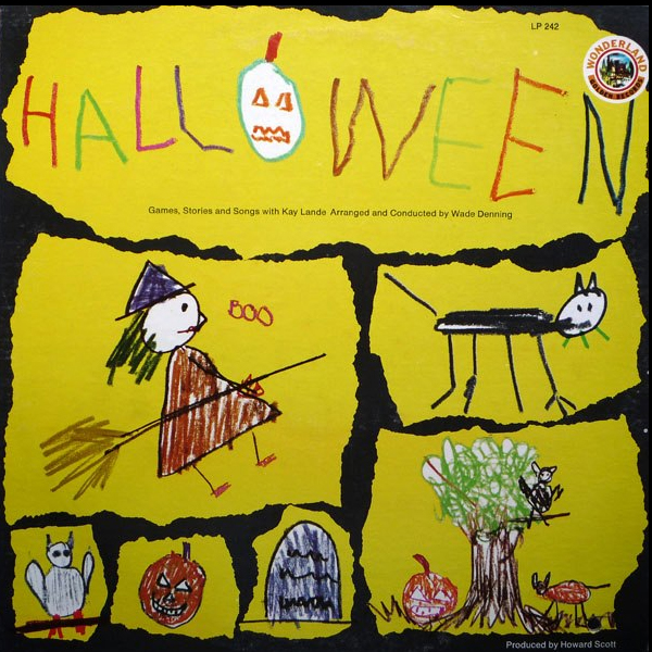 Halloween by Kay Lande and Wade Denning