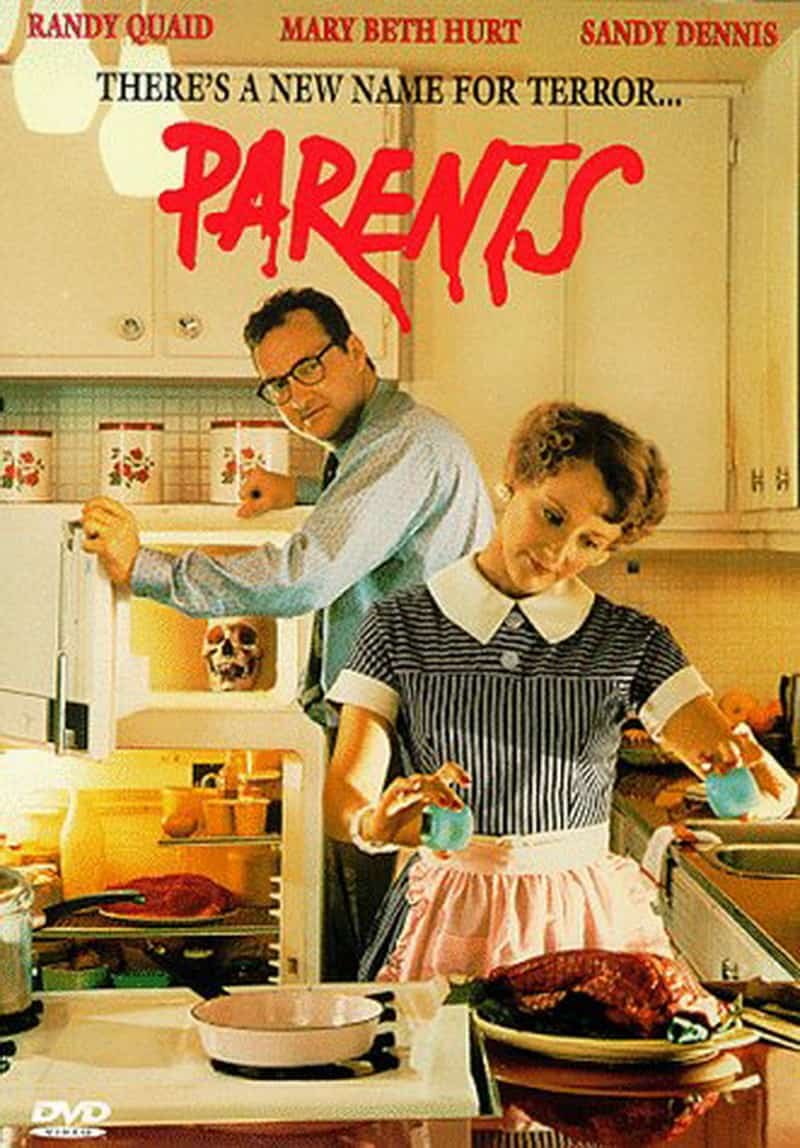 Parents (Bob Balaban, EEUU, 1989)---`poster001