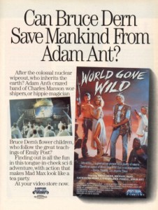 world gone wild media vhs ad