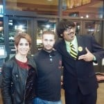 Stacey, Johnny Sullivan, and Mr. Lobo