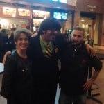 Stacey, Mr. Lobo, and Johnny Sullivan